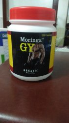 Moringa Gym Capsule, Non prescription, Treatment: For Weight Gain