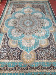 For Home Hand Made Kashmiri Carpet