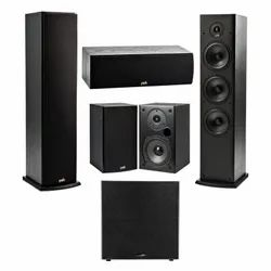 Dolby Polk Audio Fusion T Series - 5.1 Channel Home Theater Speaker Package