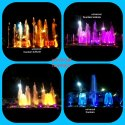 Programable Altra Frist Musical Fountain
