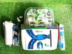 Blue Aquafresh Ro, For Home, Capacity: 7.1 L to 14L
