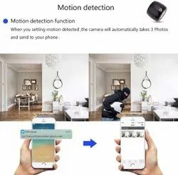 ABS Day Wifi Hidden Speaker Camera, For Security, Packaging Type: Box