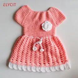 Girl Kids Woolen Suit