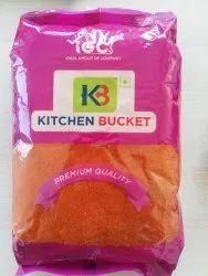 KB Spicy Mirchi Powder 500gm, Packaging Type: Packet