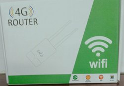 ZEXO White 4g Wifi Router