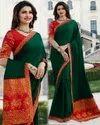 Ladies designer pure sana silk