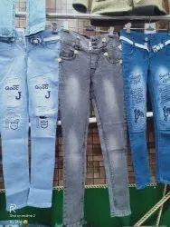 Custom brands Slim Girl Jeans