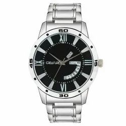 Analog New Mens Day And Date Wrist Watches