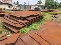 Rusted Iron Plates & Sheets
