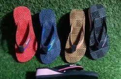 Daily Wear Plain Ladies EVA Slippers, Size: 5 Inch
