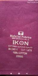 Ikon rubia fabric, For Garments