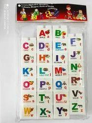 Junior A To Z Blocks