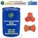K2 Plasticizer Base Paver Block Hardener