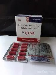 V-Vittal Multivitamin Capsule, Prescription
