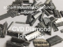 CVD Diamond Long