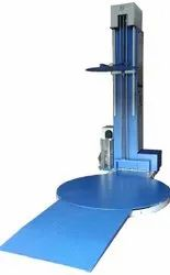 Top Plate Pressure Pallet Wrapping Machine