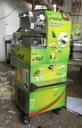 Amrutha Sugar Cane Juice Machine With Instant Chiller