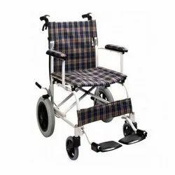 Compact Folding Wheelchair