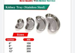 Kidney Tray SS