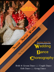 Sangeet Sandhya Choreographers