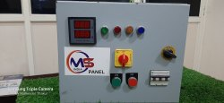 M.s.control 3-15 Three Phase Electrical Control Panel Board, For Submersible