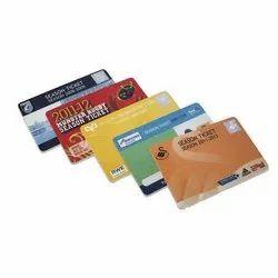 Software Design Digital Laminated Pvc Rfid Card Printing