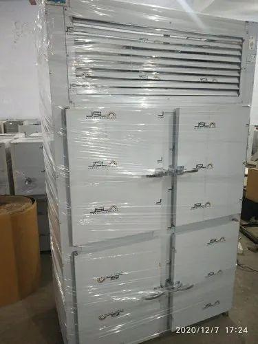 Full SS Deep Freezer