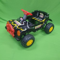 1 Red Kids Pedal Car