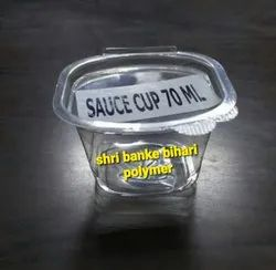 Disposable Sauce Cups