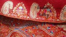 Pure Pashmina Kalamkari Shawls