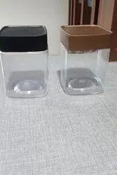 Dry Fruit Plastic Pet Jar