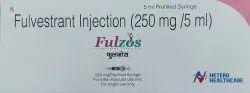 Fulzos Injection 250mg/5ml  Fulvestrant