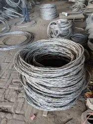 Silver Aluminium Wire Scrap, For Making Utensils