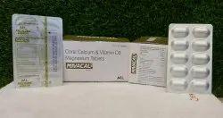 Coral Calcium & Vitamin D3 Magnesium Tablets