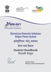 DDUGKY Books Electrical Domestic Solution Helper Power System