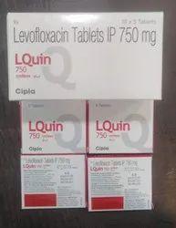 L quin 750 Tablet