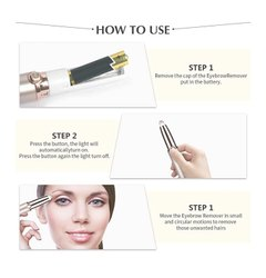 Perfect Eyebrow Trimmer