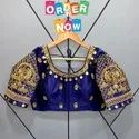 Embroidery Work Blouses