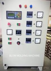 Three Phase Control Panel, For Blow Moulding Machine, Operating Voltage: 440V