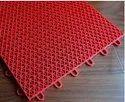 PP interlocking Tile sports flooring