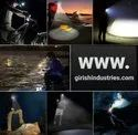 LED Head Light Torch (Waterproof & Rechargeable )