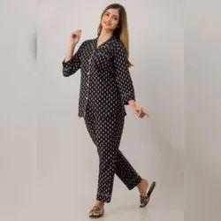 Fancy Ladies Night Suit