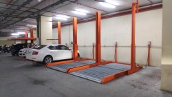 2 Post Car Parking Lift