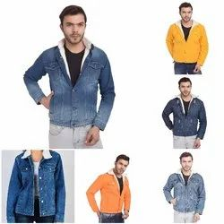 Denim Jackets with Fur