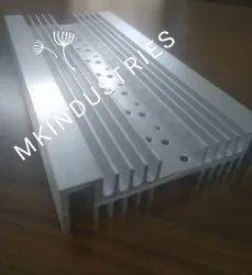 Aluminium Large Transistor Heat Sink, For Amplifier