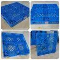 Plastic Pallet Size 1100x1100x120 Mm