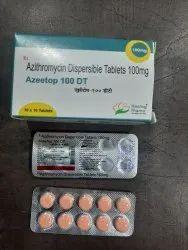Azithromycin 100 mg Tablet