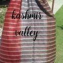 Handwoven pure pashmina men's stole