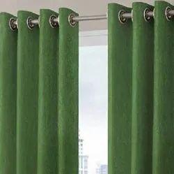 Linen Window Curtain