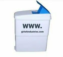 Antibacterial Feminine Hygiene Bins
